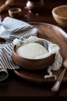 Homemade Fresh Ricotta Cheese - The Kitchen McCabe