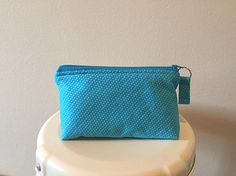 Medium Zipper Pouch/Makeup Pouch/Cosmetic Pouch