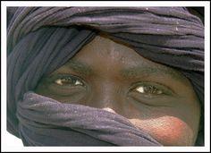 the eyes of the desert    Mauritania