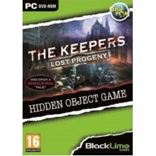 The Keepers: Lost Progeny for PC from Big Fish Games (BLG034/D)