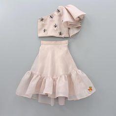 Indian Wear, Ethnic Wear for Girls Baby Girl Party Dresses, Little Girl Dresses, Dresses For Girls, Girls Frock Design, Baby Dress Design, Kids Frocks, Frocks For Girls, 10 Years Girl Dress, Kids Dress Wear
