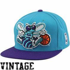 b47cc1f7210 Charlotte Hornets Vintage Hats