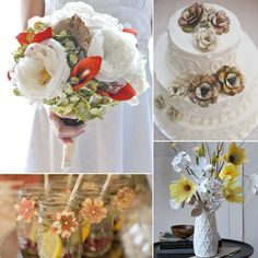 9 Creative Uses for (Paper) Flowers, No Water Needed!