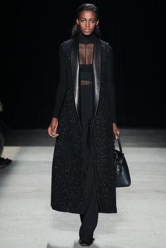 Narciso Rodriguez Fall 2015 Ready-to-Wear Fashion Show - Kai Newman