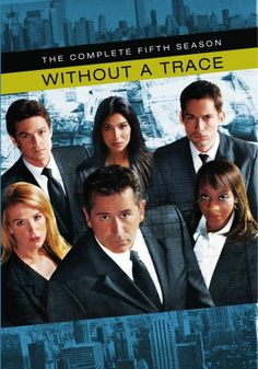 Without a Trace: The Complete Fifth Season. Call # DVD F WIT-5