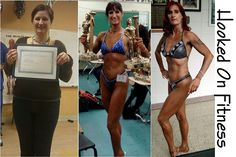 """There are a lot of personal trainers/instructors out there who can promise everyone results but how many actually achieved those results themselves?  If they were """"born that way"""" how would they know the struggles and what the road to healthy is really like?  I've been there and done that and can take you down the same path to a healthy lifestyle.  Contact me today for more information at: http://ift.tt/2aPW1T4 Another shot from #HookedOnFitness"""