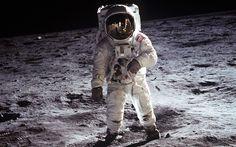 Man on the Moon Apollo wallpaper