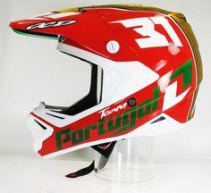 Capacete Rui Goncalves MXDN Helmet