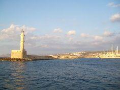 Chania Town - Venetian lighthouse