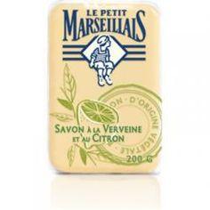 200g Le Petit Marseillais Verveine Citron Soap