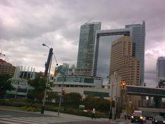 #Toronto #Ontario #Canada #Торонто #Онтарио #Канада #railway #railroad #museum #Intercontinental #Hotel