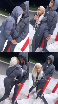 Freaky Relationship Goals Videos, Couple Goals Relationships, Relationship Goals Pictures, Black Love Couples, Cute Couples Goals, Couple Goals Teenagers, Matching Couple Outfits, Boy And Girl Best Friends, Cute Couple Pictures