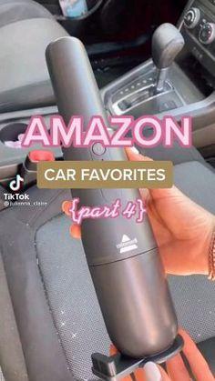 Amazon Hacks, Amazon Gadgets, Cool Gadgets To Buy, Car Gadgets, Best Amazon Buys, Best Amazon Products, Car Cleaning Hacks, Car Hacks, Car Interior Decor