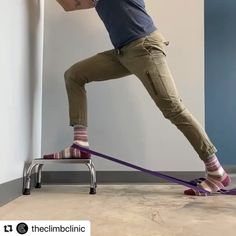 Here's to all individuals with an active lifestyle out there. 🧗♂🏔🚶♂ @theclimbclinic ・・・ ANKLE MOBILITY ✅ . . Here are a few videos I made for a client I am working with remotely to improve specific limitations in ankle mobility and tolerance to loading the ankle complex while hiking and climbing ⛰💻🧗♀️ . . VIDEO 1: 💥Self-Mobilization w/ Resistive Band💥 The band provides an opportunity to  mobilize the talocrural joint under load and promote improved range of motion and tolerance to… Ankle Mobility, Functional Training, Range Of Motion, Cross Training, Climbing, Opportunity, Hiking, Band, Lifestyle