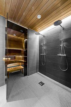 Moderni kylpyhuone 7658255 - Etuovi.com Ideat & vinkit