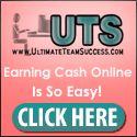 Blog » All Stuff Coconut  Ultimate Team Success is a viable income builder.  PTC, steady, good payouts.  Have a look today! http://www.ultimateteamsuccess.com/?fireflies