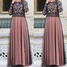 Abaya Fashion, Muslim Fashion, Fashion Outfits, Womens Fashion, Casual Hijab Outfit, Chic Dress, Fashion Addict, Dress To Impress, Bridal Dresses