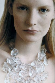 Photographer: Oberto Gili Model: Kirsten Owen Vogue Paris 1990