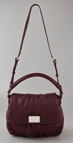 Marc by Marc Jacobs Lil Ukita in Burgundy