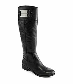 I bought these at the Dillards New Years day for sale for like 60% off the orginial prices.  Antonio Melani Everette Riding Boots #Dillards