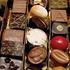 where to travel for delicious chocolate? apparently dubai and san francisco:)