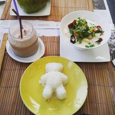 BUT BUT BUT I DON'T WANT TO STAB YOU RICE BEAR... :( #baantoey #phuket #thailand #bkkstyle #bangkokfood #thaistyle #thaifood #foodporn #foodcoma #foodstagram #goodfood