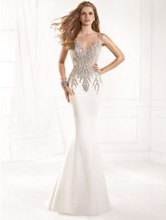 Trumpet/Mermaid Bateau Beading Sleeveless Sweep/Brush Train Satin Dresses
