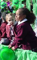 You don't have to be Irish to love a great parade! 2015 MA St. Patrick's Day Parades: http://www.irishmassachusetts.com/parades.php.