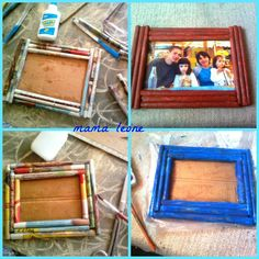 picture frames Beautiful Homes, Picture Frames, Paper, Pictures, House, Home Decor, House Of Beauty, Portrait Frames, Photos