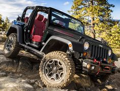 10th Anniversary Jeep Rubicon - Off road like a boss!