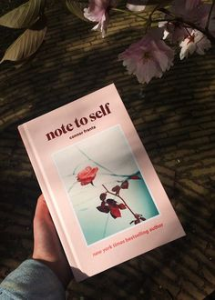 note to self by Connor Franta.  i got the book yesterday and i'm so happy!  repin by Alanna Provoid