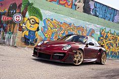 Porsche 911 Turbo S 918 Spyder Edition by TechArt