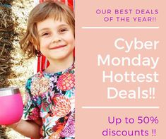 Tumblers Cyber Monday best deals of the year! Hummingbird Colors, Cyber Monday, Tumblers, Best Deals