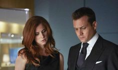 Classic Romantic Moment: Suits' Harvey Specter and Donna Paulson