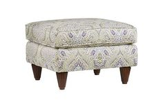 Madeline Accent Ottoman | Havertys