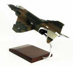 F-4E Phantom II Military Aircraft Model