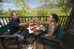 PORT DOUGLAS Stay: Thala Beach Lodge Details: Individual bungalows at a beachfront location and a 10-minute drive from Port Douglas at $249 p/n Book today http://www.fnqapartments.com/accom-thala-beach-lodge/
