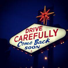 #Vegas LOVES you baby so come back soon! #LasVegas - @wendys_hat- #webstagram