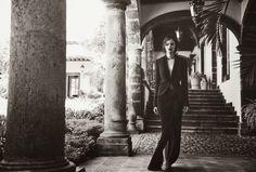 Malaika Firth for Porter Magazine Summer 2014