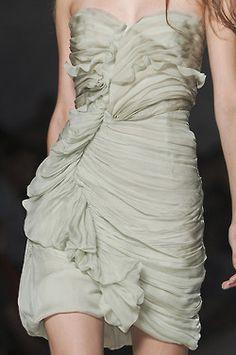 fashionsprose:  Details at Alberta Ferretti RTW S/S 2011