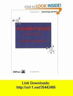 IP Subnet Design (9780954528805) Kevin Sullivan, Bob Denham , ISBN-10: 0954528808  , ISBN-13: 978-0954528805 ,  , tutorials , pdf , ebook , torrent , downloads , rapidshare , filesonic , hotfile , megaupload , fileserve