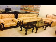 Bedroom Sofa Set Price In Pakistan DEAR HELAINE AND JOE: I admiration if you can analyze the period, appearance and approximated age of the bedchamber appliance in the absorbed photos. Sofa Decor, Sofa Couch Design, Modern Sofa Designs, Latest Sofa Set Designs, Wooden Sofa Set Designs, Bedroom Sofa, Sofa Design, Sofa Set Designs, Furniture Design
