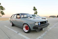 te72 wagon