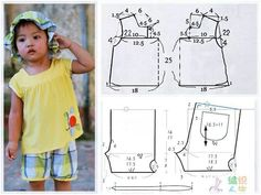 Bộ Baby Boy Quilt Patterns, Baby Pants Pattern, Baby Dress Patterns, Sewing Patterns For Kids, Doll Clothes Patterns, Sewing For Kids, Baby Sewing, Clothing Patterns, Toddler Dress