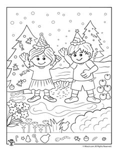 Hidden Pictures for Kindergarten Printable – The children can enjoy hidden pictures worksheets, Math Worksheets, Alphabet Worksheets, Coloring Worksheets and Drawing . Art Therapy Activities, Activities For Kids, Crafts For Kids, Spot The Difference Printable, Hidden Pictures Printables, Hidden Picture Puzzles, Hidden Objects, Right Brain, Kids Christmas