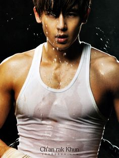 Men's Health --- 2PM Nick Khun - March Issue '11