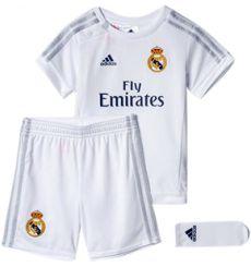 Conjunto Bebe Real Madrid 1ª Equipacion 15 16 Sudadera Real Madrid 0db811ef33258