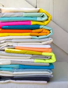Super Easy Sewn Blanket for Beginners. Adjust for different sizes.