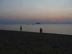 nice Sunrise on Lake Malawi