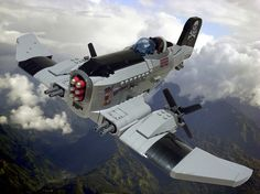 P-23 Skywolf 01 by JonHall18, via Flickr